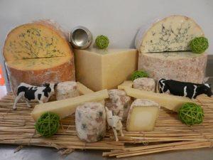 Les Chemins Lactés, fromagerie de Ploemeur
